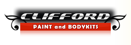 CLIFFORD: Paint and Bodykits