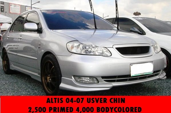 altis 01-07 us version