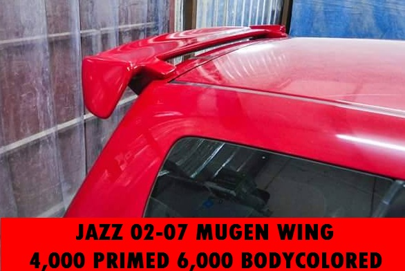 JAZZ GD MUGEN WING