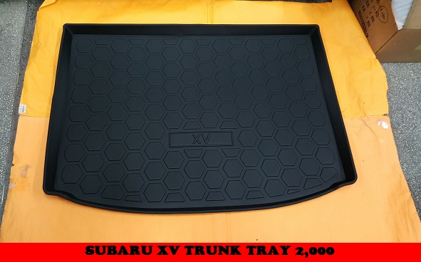 SUBARU XV TRUNK TRAY