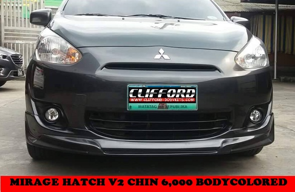 V2 BODYKIT MIRAGE HATCH 2012-15