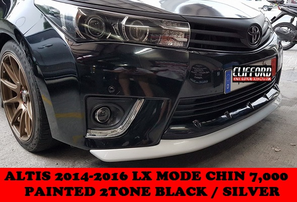 LX MODE BODYKIT ALTIS 2014-16