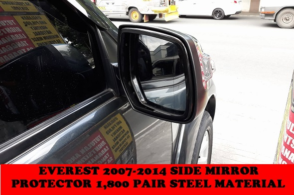 EVEREST 2007-2014 SIDE MIRROR PROTECTOR