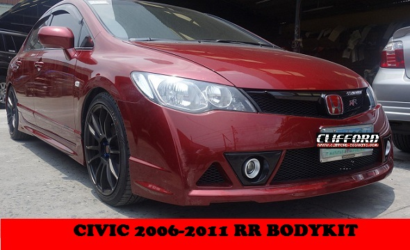 RR BODYKIT CIVIC 06-11