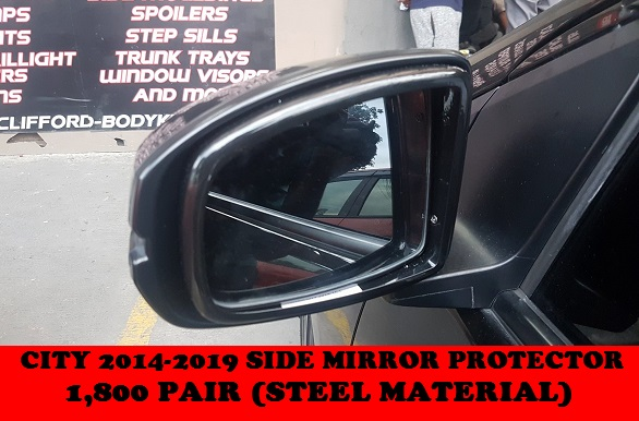 SIDE MIRROR PROTECTOR CITY 2014-2019