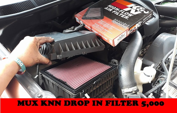 KNN DROP IN FILTER MUX