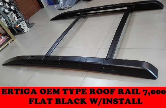 OEM TYPE ROOF RAIL FOR ERTIGA 5,500