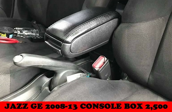 CONSOLE BOX JAZZ GE 2008-2013