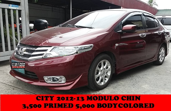 MODULO BODYKIT CITY 2012-2013