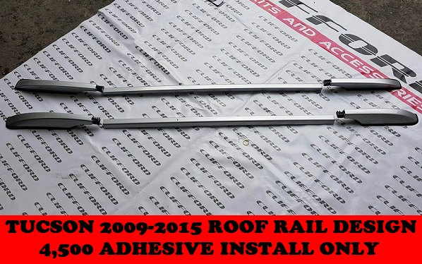 ROOF RAIL TUCSON 2009-2015