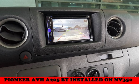 NV350 HEAD UNIT UPGRADES