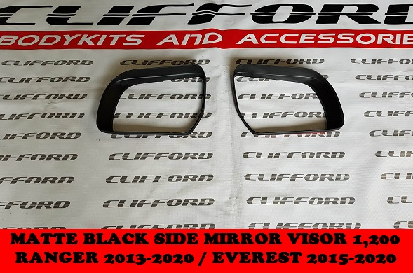 SIDE MIRROR VISOR EVEREST 2015-2020