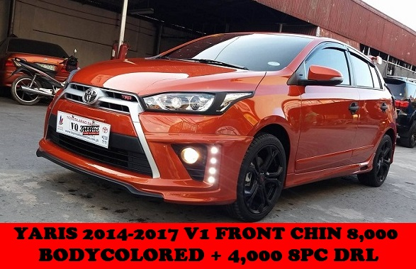 VERSION1 BODYKIT YARIS 2014-2017