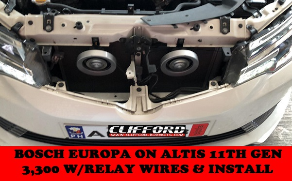 BOSCH EUROPA ON ALTIS