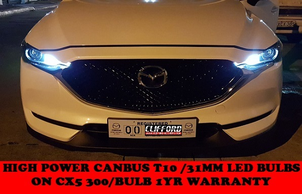 LED BULB UPGRADES CX-5