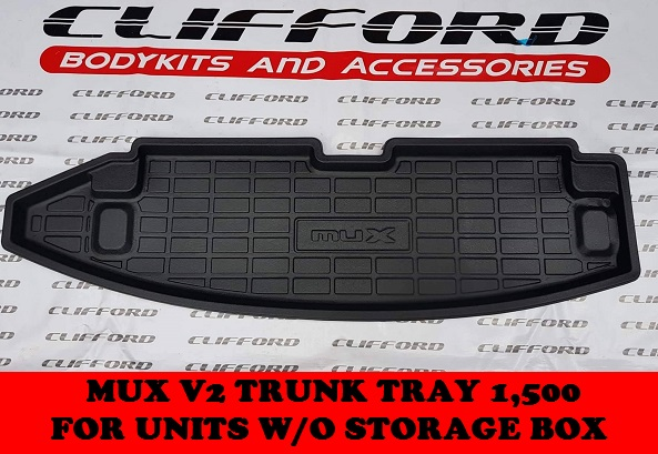 TRUNK TRAY MUX