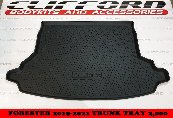 TRUNK TRAY FORESTER 2019-2021
