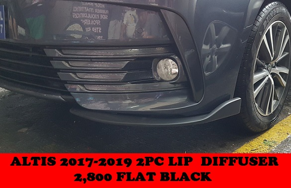 ALTIS 2014-2019 LIP DIFFUSER