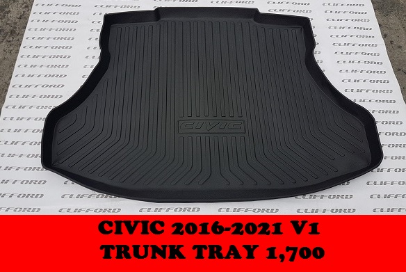 TRUNK TRAY CIVIC 2016-2021