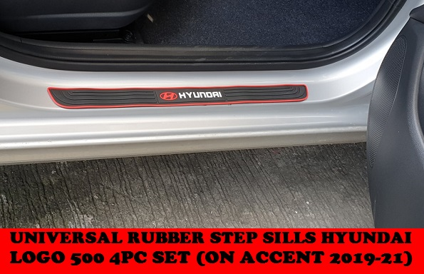 UNIVERSAL RUBBER STEP SILLS ACCENT 2019-2021