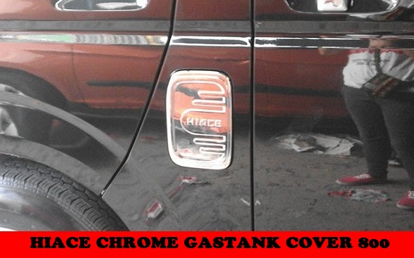 GAS TANK COVER COMMUTER 2005-2018