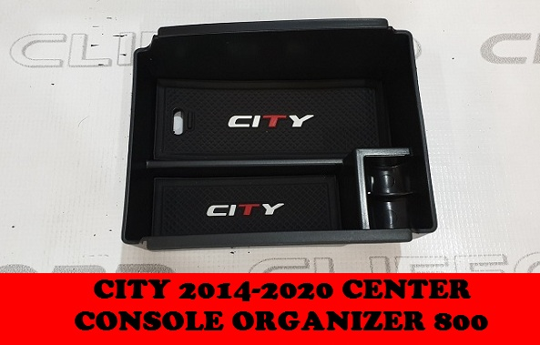 CENTER CONSOLE ORGANIZER CITY 2014-2020