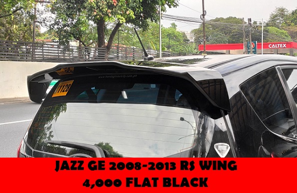RS WING JAZZ GE 2008-2013