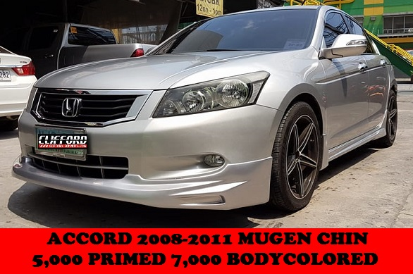 MUGEN BODYKIT ACCORD 2008-2011